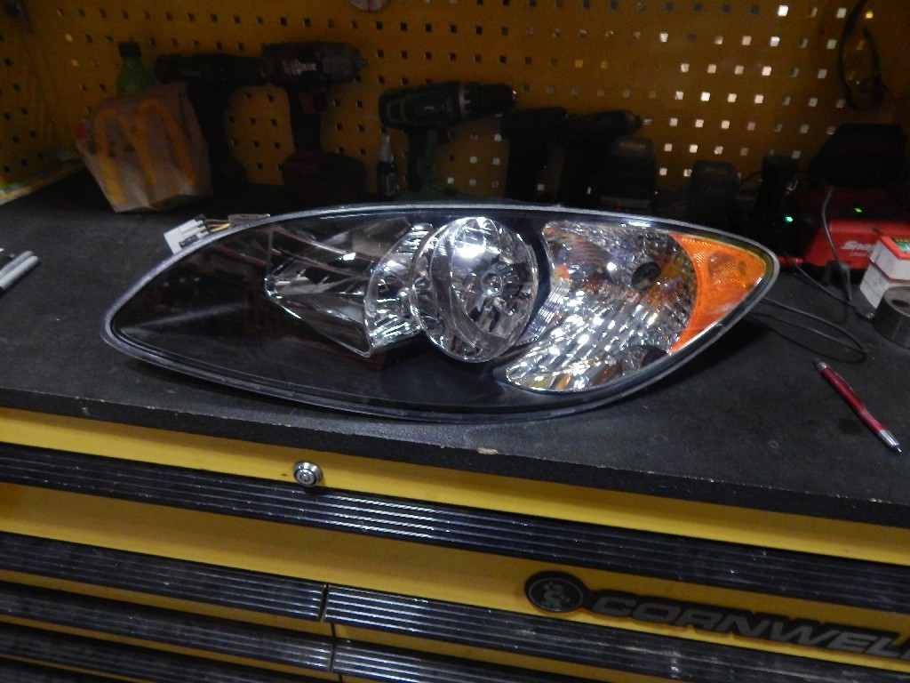 Headlamp Assembly for  INTERNATIONAL PROSTAR for sale-59052185