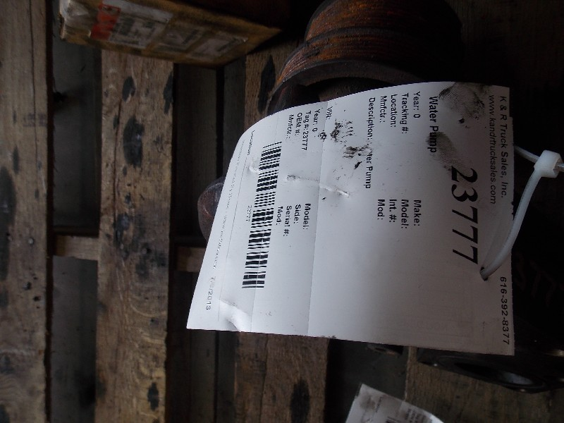 Water Pump for for sale-59070335