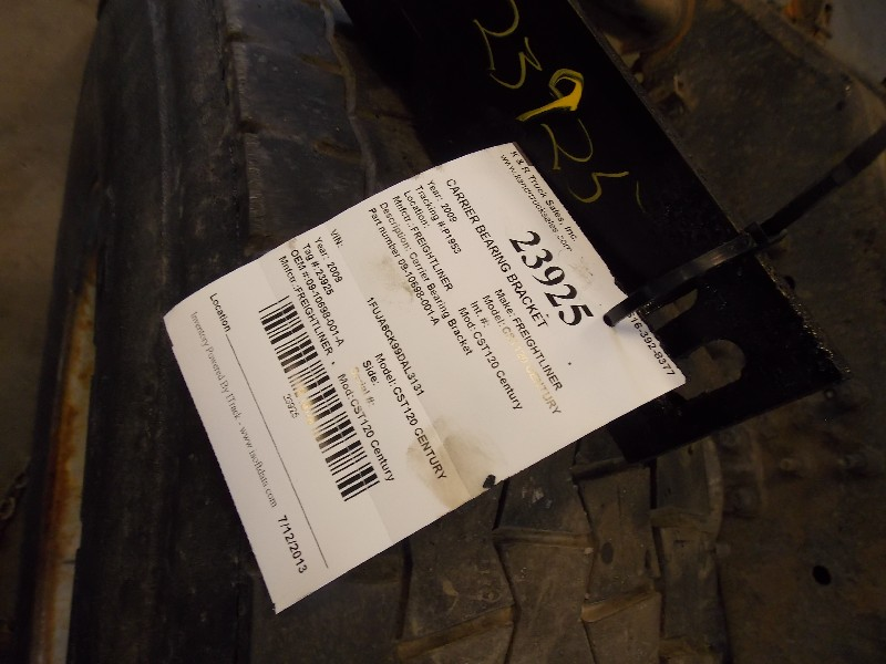 Parts for 2009 FREIGHTLINER CST120 CENTURY for sale-59070346