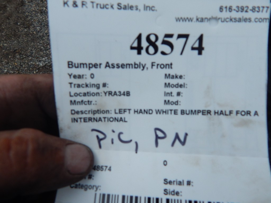 Bumper Assembly for  INTERNATIONAL for sale-59216777