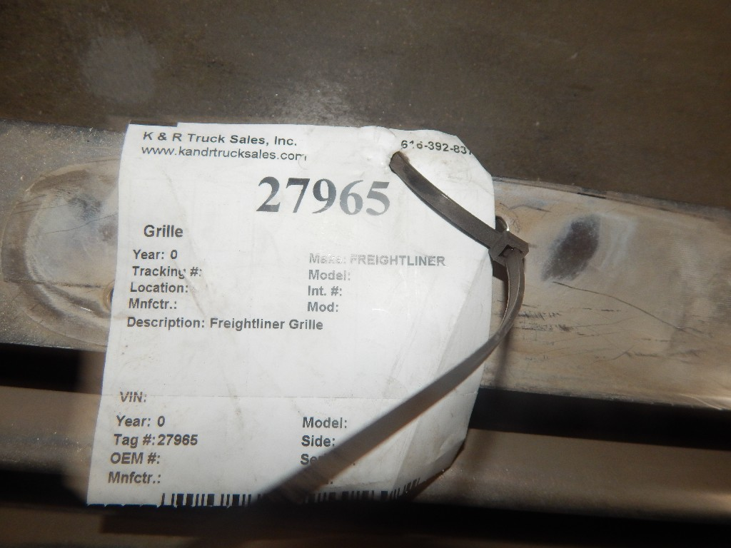 Grille for  FREIGHTLINER for sale-59285385