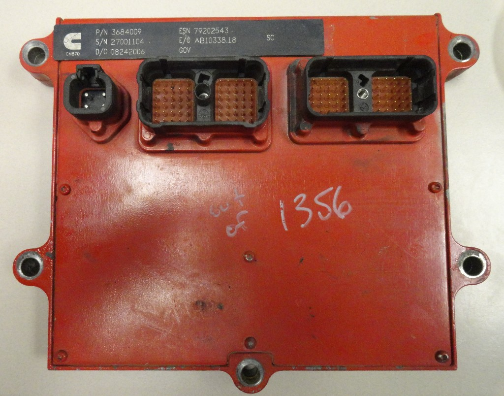 Engine Control Module (ECM) CUMMINS for sale-982681