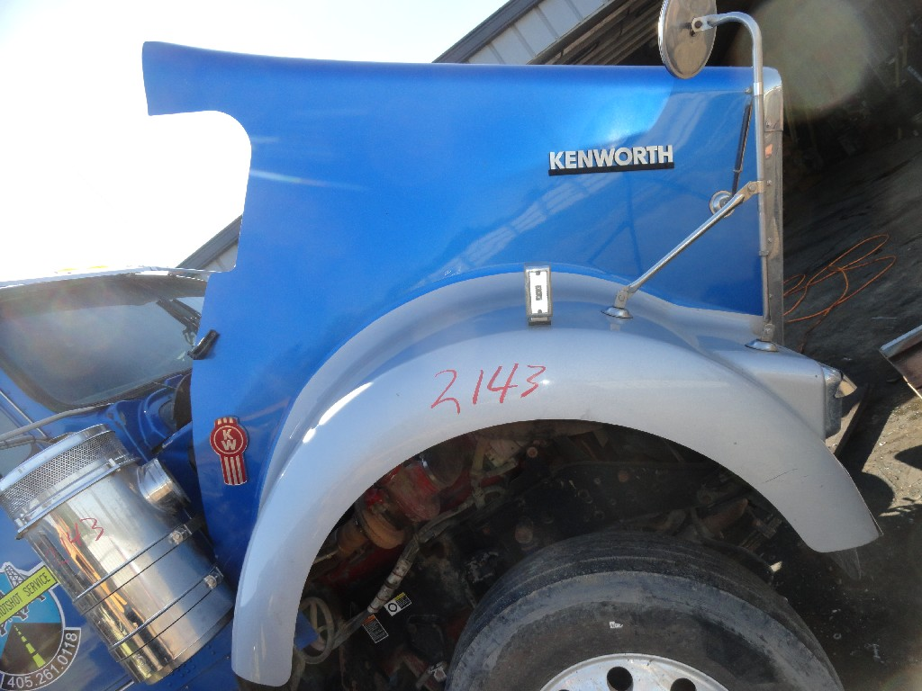 Hood KENWORTH for sale-984851