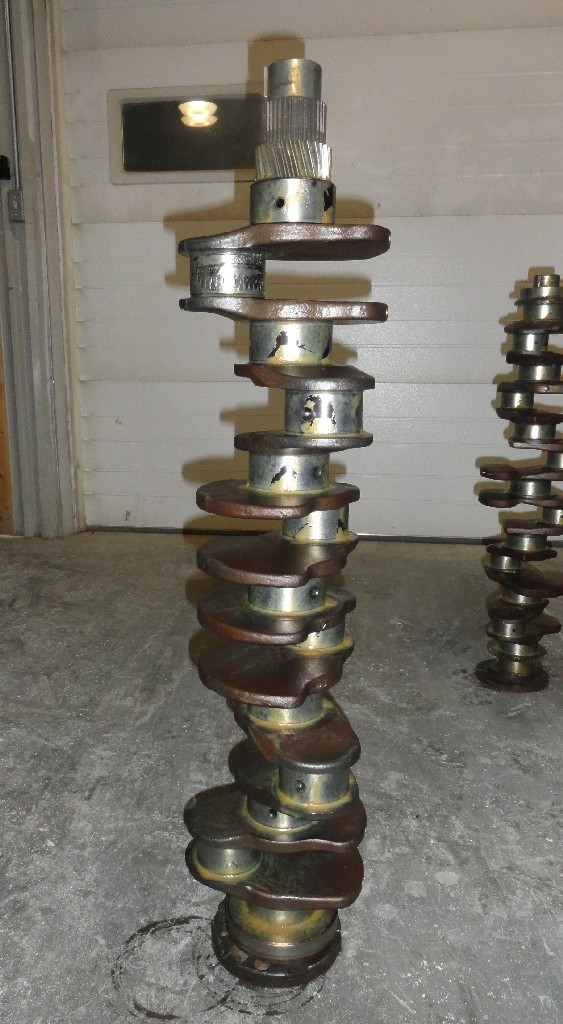 Engine Crankshaft INTERNATIONAL for sale-985681