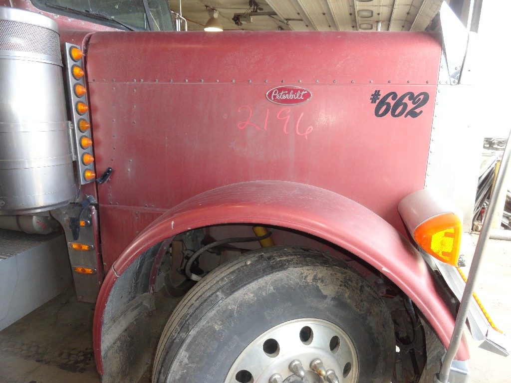 Hood PETERBILT for sale-987801