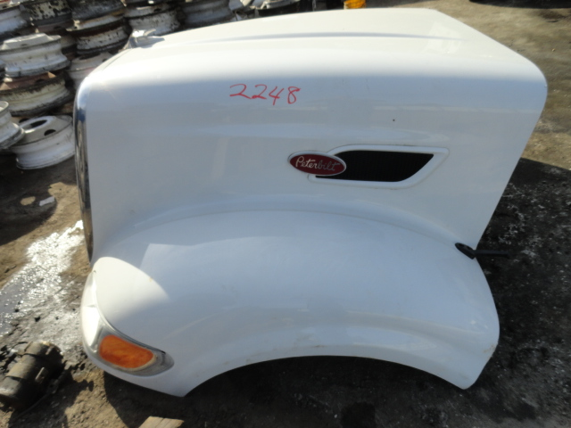 Hood PETERBILT for sale-992101