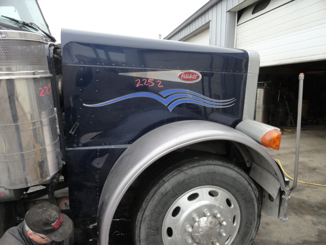 Hood PETERBILT for sale-992551