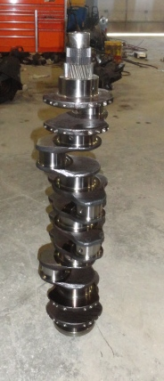 Engine Crankshaft INTERNATIONAL for sale-992681