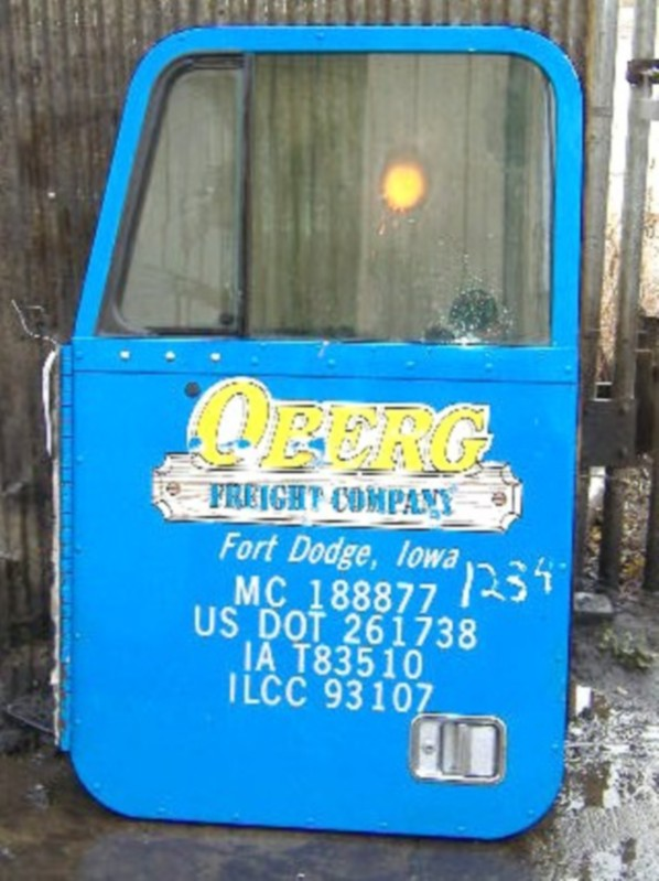 Door Assembly FREIGHTLINER for sale-973701