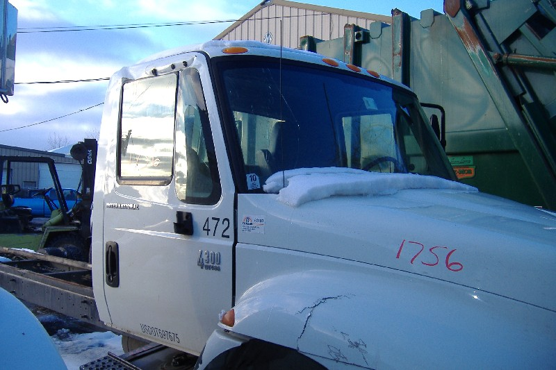 Cab INTERNATIONAL for sale-974321