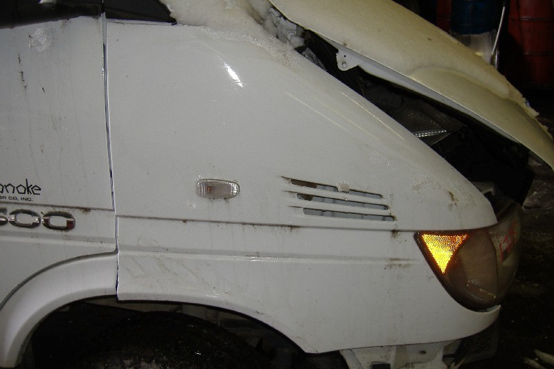 Fender FREIGHTLINER for sale-974541