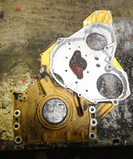 Used Engine Timing Cover CAT for sale-977241