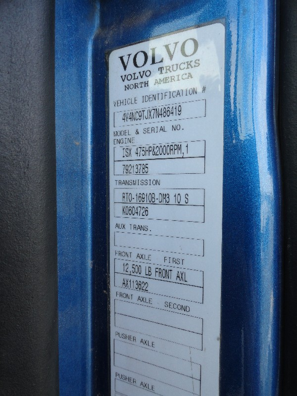 Cab VOLVO for sale-978841