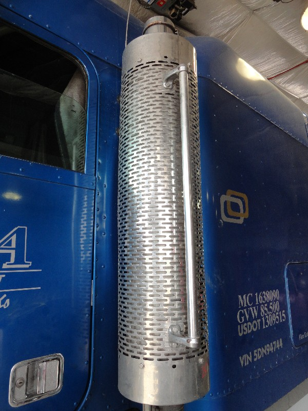 Muffler FREIGHTLINER for sale-980191