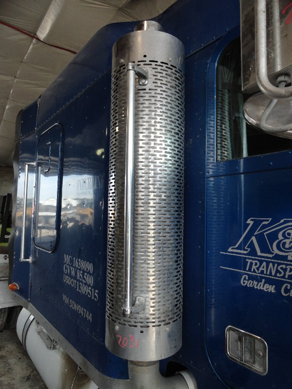 Muffler FREIGHTLINER for sale-980201