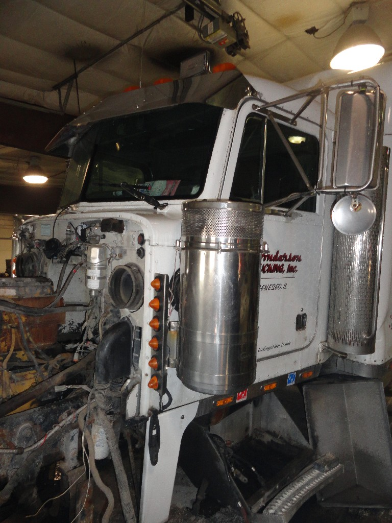 Cab PETERBILT for sale-981681