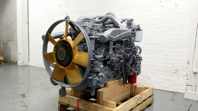 Good used truck  Engine Assembly for for sale-4930281