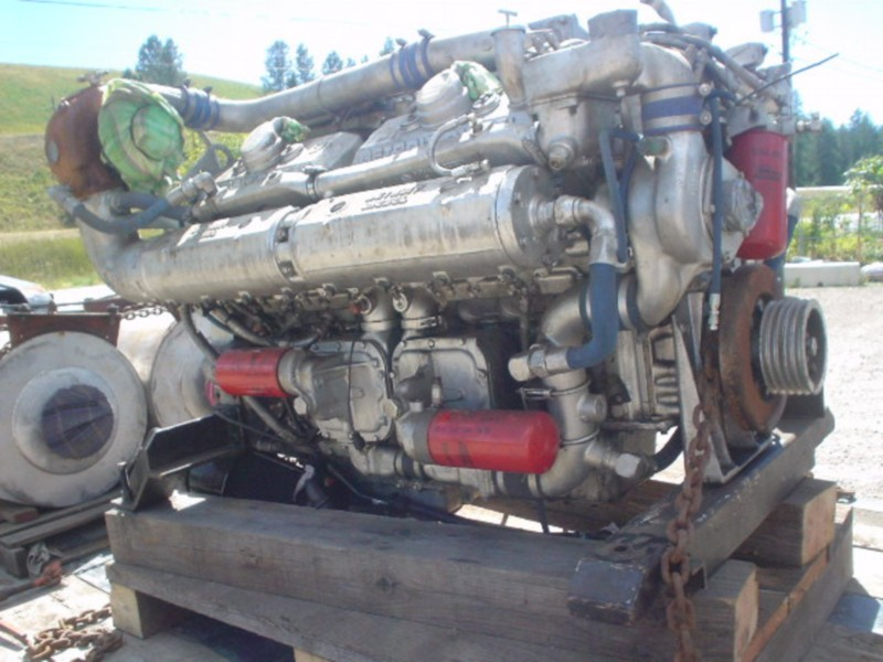 Takeout Engine Assembly for for sale-4926061