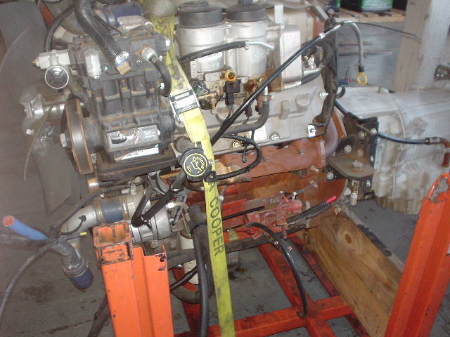 Good used truck  Engine Assembly for for sale-4927361
