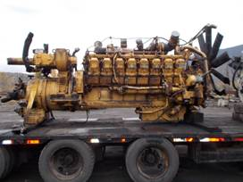 Takeout Engine Assembly for for sale-4927411