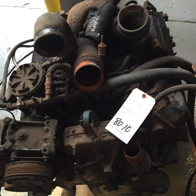 Takeout truck en Engine Assembly for for sale-4928461
