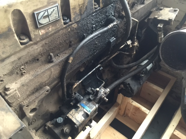 Takeout Engine Assembly for for sale-4928451