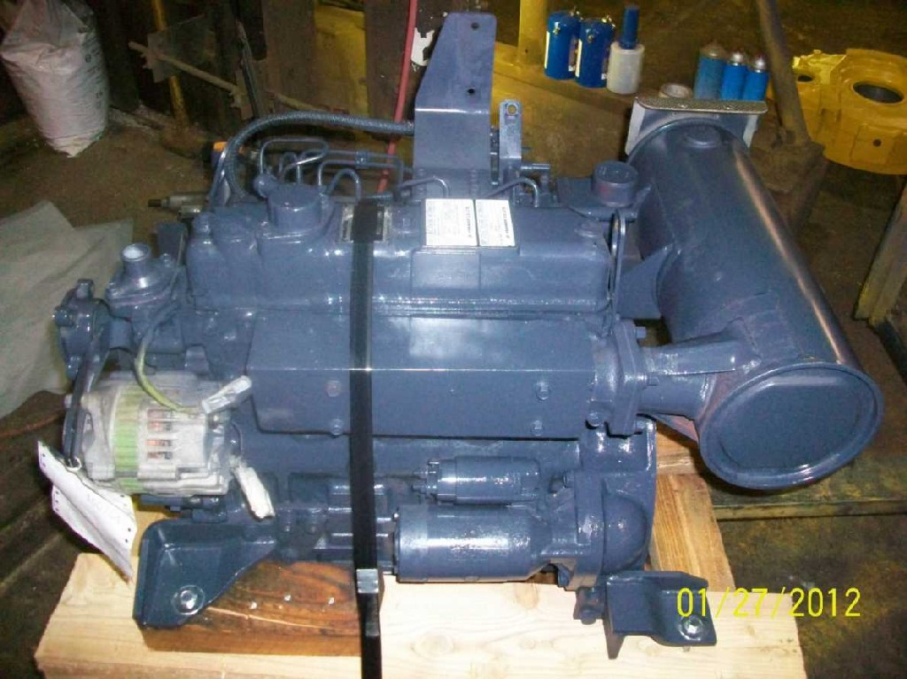 Good used Engine Assembly for for sale-4929351