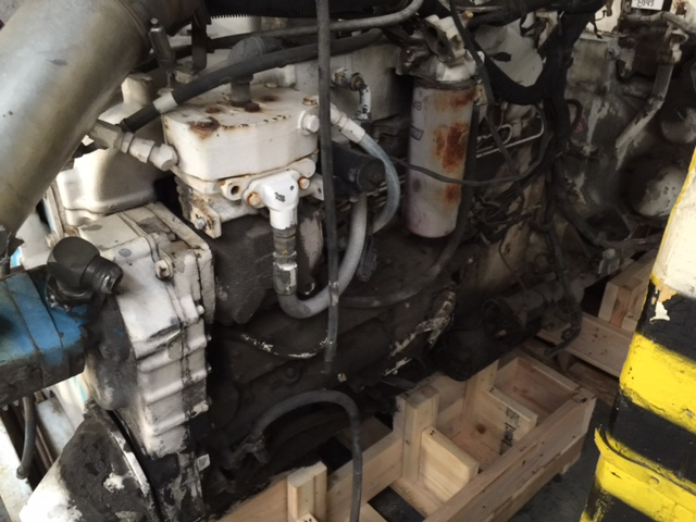 Takeout truck en Engine Assembly for for sale-4929051