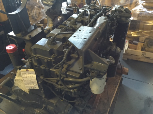 Good used Engine Assembly for for sale-4929371