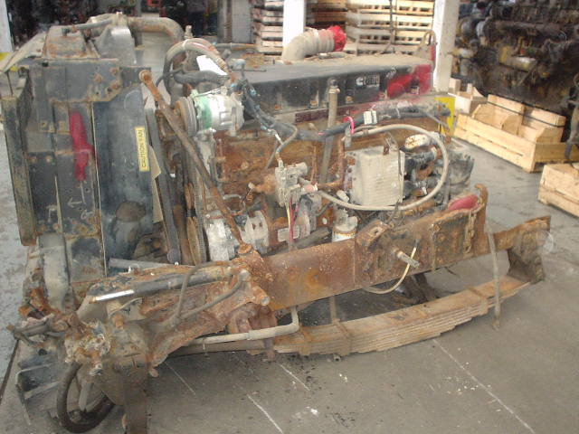 Takeout truck en Engine Assembly for for sale-4929191
