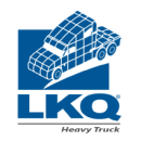 (1824) LKQ Wholesale Truck Parts & Equipment Logo