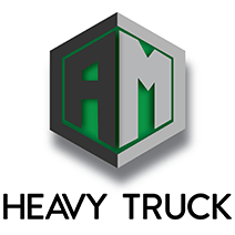 AM Heavy Truck Parts logo