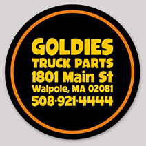 Goldies logo