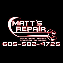 Matt's Repair logo