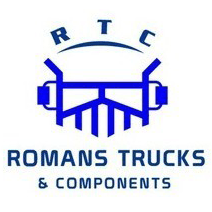 Romans Trucks and Components logo