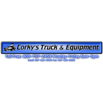 Corky's Truck & Equipment Inc. logo
